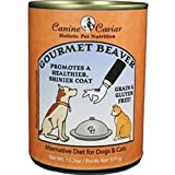 Canine Caviar Gourmet Beaver All Meat Diet for Dogs and Cats