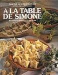 A la table de Simone : recettes d'Als...