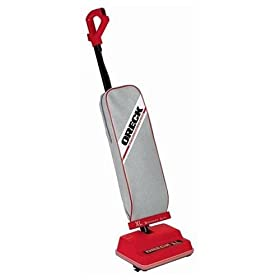 Oreck XL 2000 Upright Commercial 8 lb Vacuum Hypo Filtration
