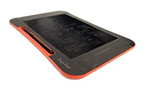 Boogie Board Sync 9.7-Inch LCD eWriter, Black/orange (ST1020001)