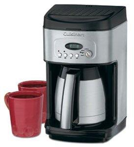 Cuisinart Coffee Maker Shuts Off After Brewing : Cuisinart DCC-2400C Coffeemaker Review