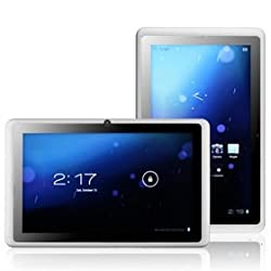 Ulitton 7 Inch Capacitive Touch Screen Wi-Fi 3G 1GHz CPU Android 4.0 Tablet PC