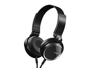 SONY ステレオヘッドホン ブラック MDR-XB400/B