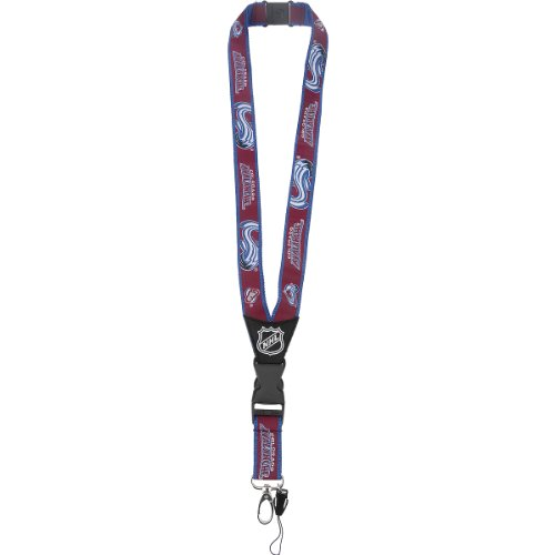 JF Sports Canada Colorado Avalanche Lanyard