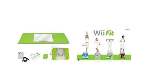 Wii Board Floor ~ Awardpedia wii in fitness pack