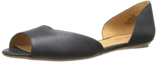 Nine West Women'S Byteme Ballet Flat,Black2,7.5 M Us
