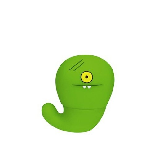 UglyDoll Series 2 Uglyworm Green Action Figure
