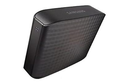 Samsung 4TB D3 Station External Desktop Hard Drive - Black