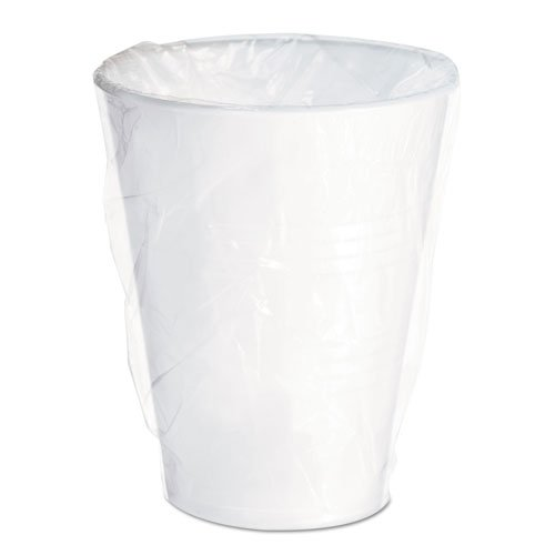 SOLO Cup Company Galaxy Translucent Cups, 9 oz, Individually Wrapped - Includes 1000 per case.