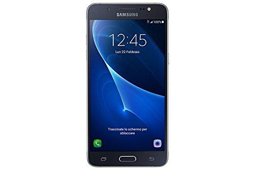 Samsung Galaxy J5 2016 Smartphone, Dual SIM, 16 GB, Nero