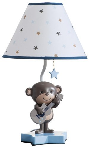 Kids Monkey Lamp front-954267