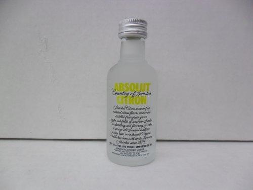 Mini Shot Bottles front-733901