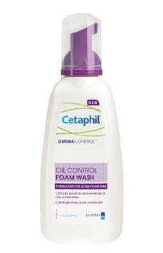 Cetaphil Dermacontrol Foam Wash 8 OZ