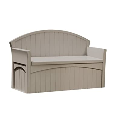 Suncast Patio Storage Bench 2011