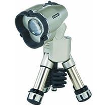 Stanley 95-004 Titanium Finish Mini Tripod Flashlight