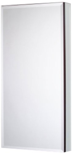 Robern Cb-Mp20D4Fble M-Series Left-Hand Flat Bevel Mirror Medicine Cabinet With Defogger front-1042366