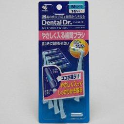小林 やさしく入る歯間ブラシ M 10本