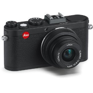 Leica 18450 X2 16.5MP Compact System Camera with 2.7-Inch TFT LCD- Body Only (Black)