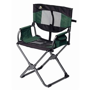 Great GCI Xpress Lounger Telescoping Folding Chair  Hunter