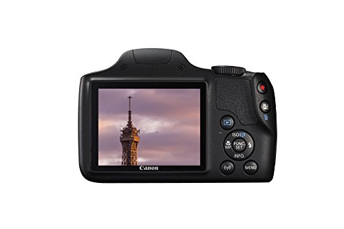Canon-PowerShot-SX540-HS-Fotocamera-Bridge-Digitale-203-Megapixel-NeroAntracite