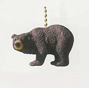 Brown Bear Ceiling Fan Pull