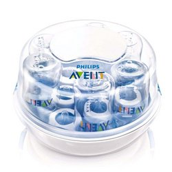 Philips Avent Express Ii Microwave Steam Sterilizer