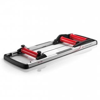 Elite E-Motion Parabolic Roller - Silver/Red