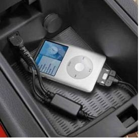 Bmw Idrive Ipod Iphone Ipad Xtenzi Cable Adapter Usb Aux Mini Cooper Maserati Lead Wire Cord Ref 61120440796 Or 61120440812 by MSHZi