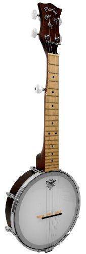 Gold Tone Plucky Traveler Banjo (Five String, Vintage Brown)