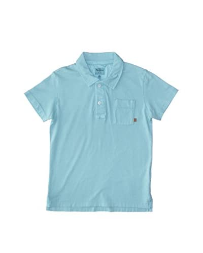 Pepe Jeans London Polo Audun [Blu Chiaro]