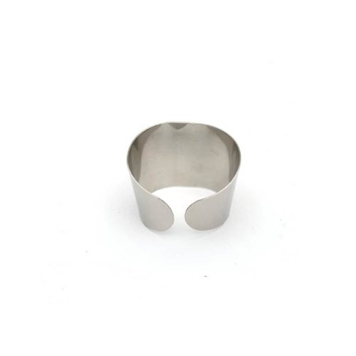 5cm Napkin Ring Stainless Steel from Nextday Catering Equipment