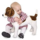Plush Jack Russell Terrier - (Child)