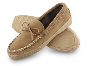 Cheap Men's Sperry Slippers Tan (B0001H8Y7I)