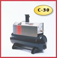 HelioJET C-30-SS Central Pressurized Hot Water Delivery