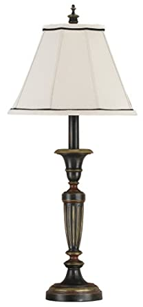 Murray Feiss One Light Chandelier Library Table Lamp