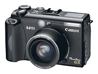 Canon PowerShot G5 Digital Camera [5MP 4xOptical]