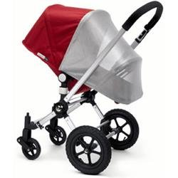 Bugaboo Frog Sunshade - Silver (Bugaboo Frog Rain Cover compare prices)