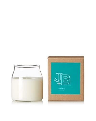 Bluewick Candles 17-Oz. White Mint Jasper + Boon Chic Series Candle