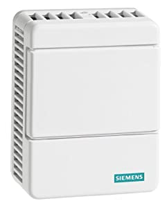 Siemens QFA3000.BU Room Humidity Sensor with Relative Humidity 2-Percent Accuracy, Beige