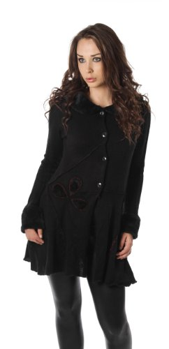 innocent-lifestyle-cardigan-donna-nero-x-large