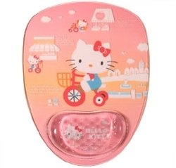 Hello Kitty Mouse Pad (Bike)