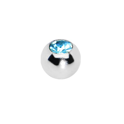 3mm Stainless Steel Aqua Gem Replacement Ball
