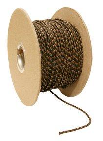 New Kinseyfts Omp 250ft String Loop Camo Eliminate Serving Wear Arrow Pinch Burn Knot...