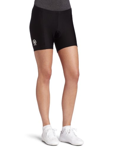 Canari Cyclewear Women's Micro Short Padded Cycling Short