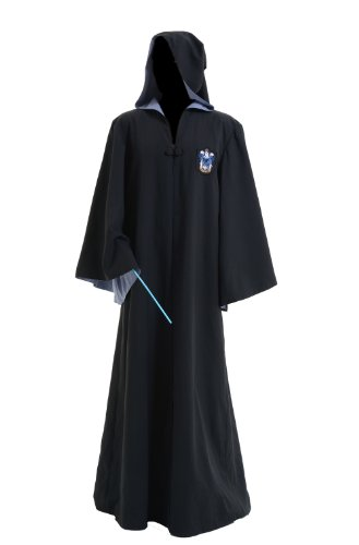 CosDaddy® Cosplay Costume Ravenclaw of Hogwarts Robe,Gray