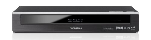 Panasonic DMR-HWT130EB 500GB HDD Recorder with Twin Freeview + Tuners - Manufacturer Refurbished
