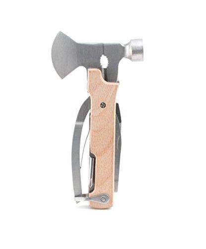 Kikkerland CD110 Axe Multi-tool