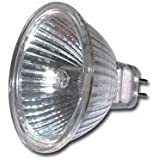10 x MR16 20w Halogen Light Bulb with Cover