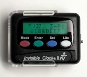 Invisible Clock II - Vibrating Reminder