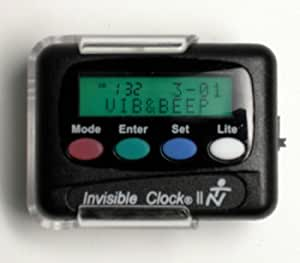 Invisible Clock II - Vibrating Reminder
